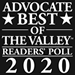 ADVOCATE BEST OF THE VALLEY READER'S POLL 2020